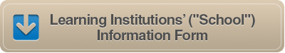 Learning Institutions Information Form